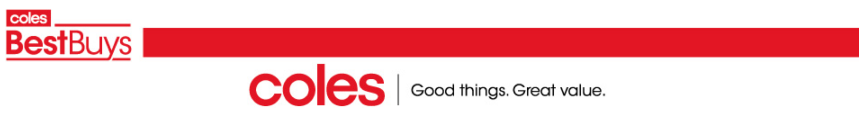 Weekly Specials Catalogue Discounts Savings Coles